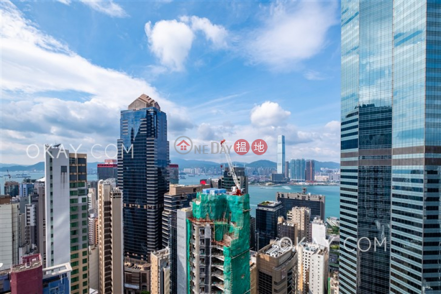 Property Search Hong Kong | OneDay | Residential Rental Listings Rare 3 bedroom on high floor with rooftop & balcony | Rental