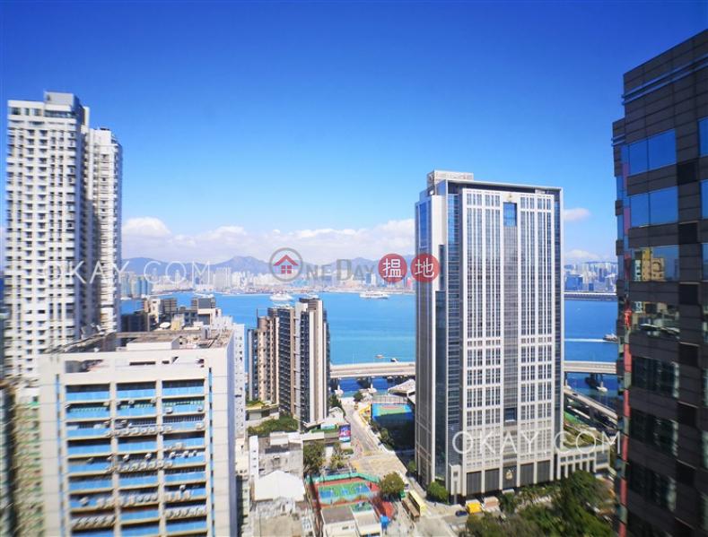 Popular 3 bedroom on high floor with sea views   Rental   Island Place 港運城 Rental Listings