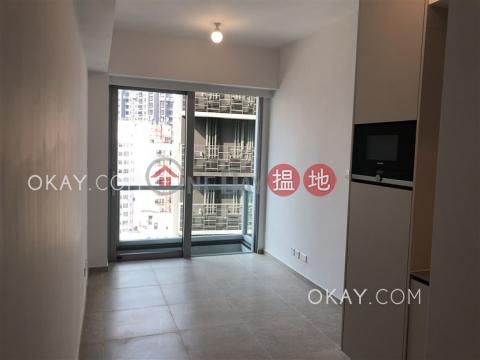 Unique 1 bedroom with balcony | Rental|Western DistrictResiglow Pokfulam(Resiglow Pokfulam)Rental Listings (OKAY-R378719)_0