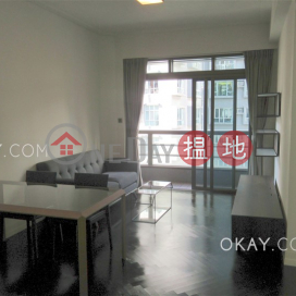 Stylish 2 bedroom on high floor with balcony | Rental