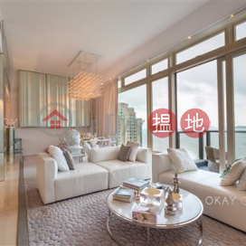 Gorgeous 2 bed on high floor with sea views & rooftop | Rental