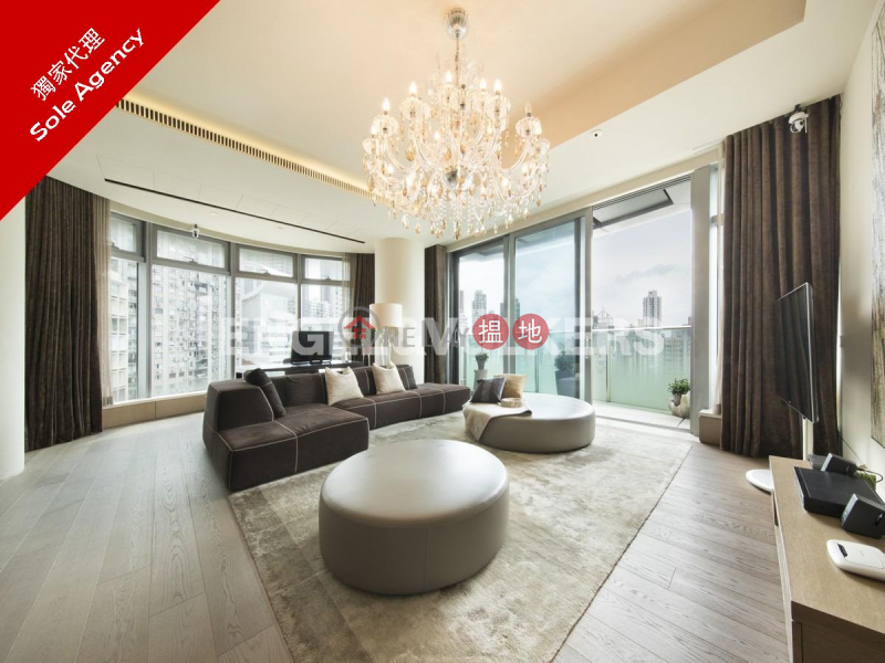 HK$ 92M | Argenta, Western District | 3 Bedroom Family Flat for Sale in Mid Levels West