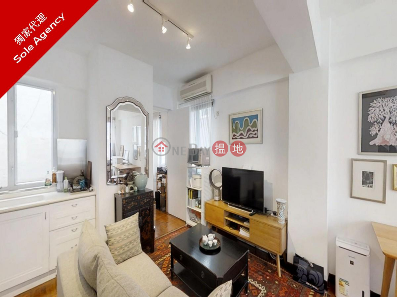 Studio Flat for Rent in Soho 7 Mee Lun Street | Central District, Hong Kong | Rental | HK$ 28,000/ month