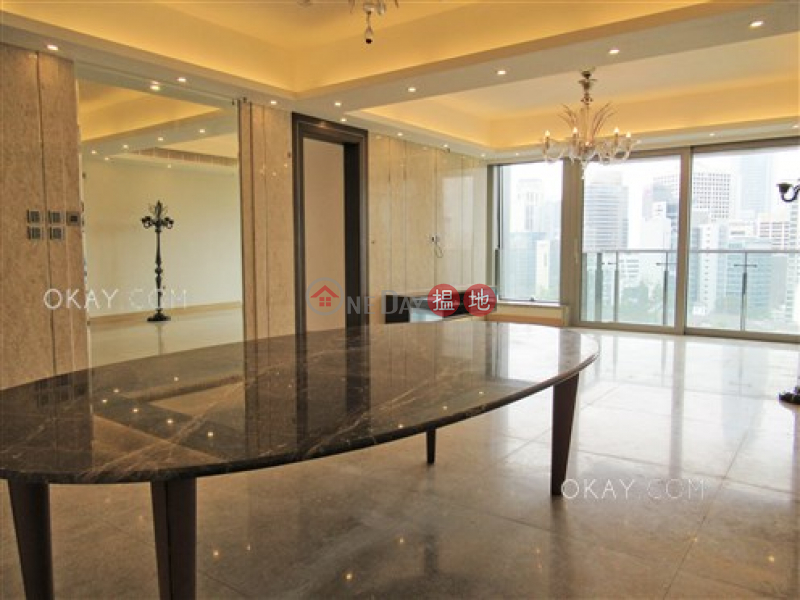 HK$ 95M | Kennedy Park At Central Central District | Stylish 4 bedroom with balcony | For Sale