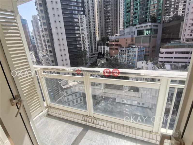 2房1廁,星級會所,露台聚賢居出售單位108荷李活道 | 中區|香港-出售|HK$ 1,180萬