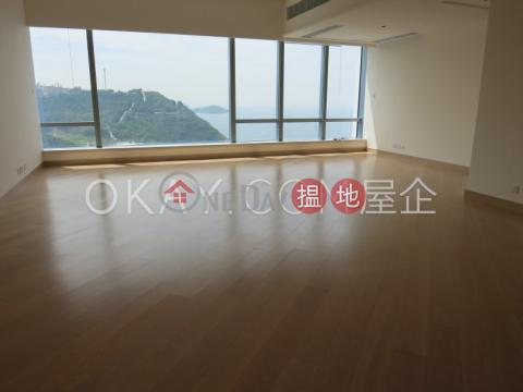 Rare 2 bedroom on high floor with sea views & balcony | Rental|Larvotto(Larvotto)Rental Listings (OKAY-R80924)_0
