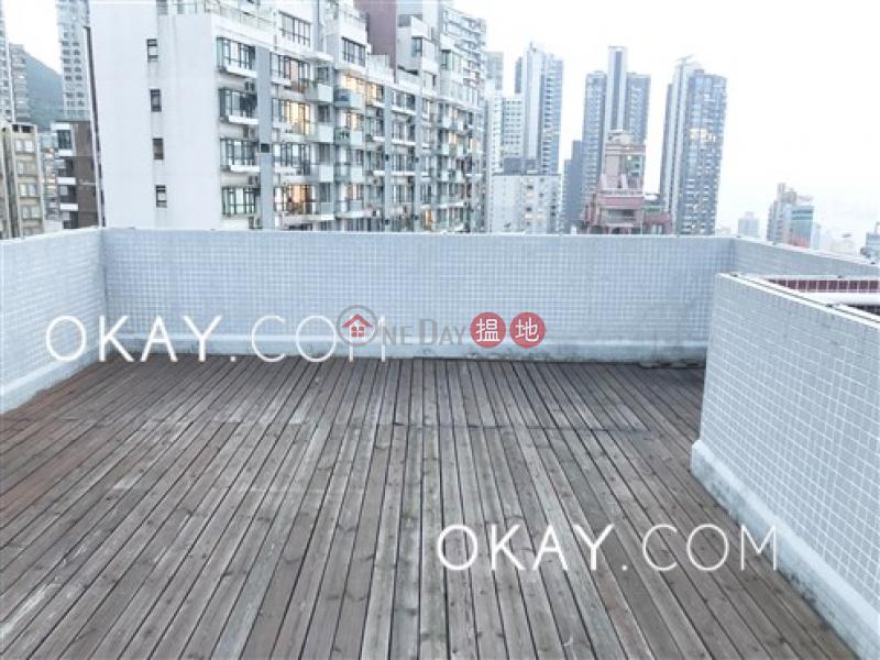 HK$ 80,000/ 月嘉兆臺-西區-3房2廁,實用率高,極高層,露台《嘉兆臺出租單位》