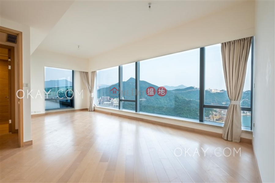 Unique 3 bed on high floor with harbour views & balcony | For Sale, 8 Ap Lei Chau Praya Road | Southern District Hong Kong, Sales HK$ 145M
