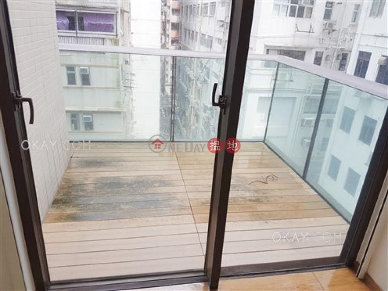 1房1廁,星級會所,露台《yoo Residence出租單位》|yoo Residence(yoo Residence)出租樓盤 (OKAY-R286713)