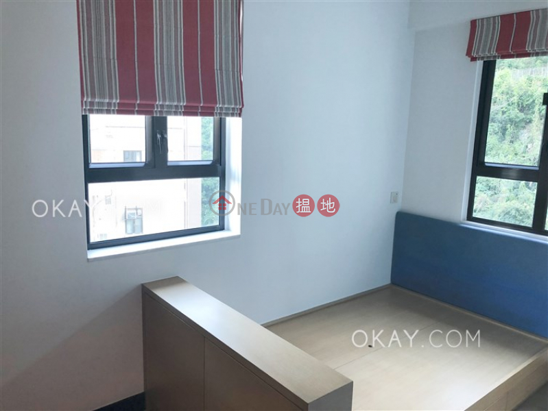 Rare 3 bedroom on high floor with balcony & parking   Rental, 54-56 Kennedy Road   Eastern District Hong Kong   Rental, HK$ 60,000/ month