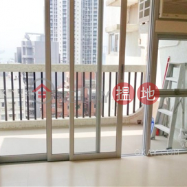 Gorgeous 3 bedroom on high floor with balcony & parking   Rental