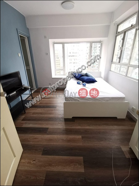 Newly renovated flat for lease in Wan Chai 2-10 Swatow Street   Wan Chai District, Hong Kong   Rental HK$ 15,000/ month