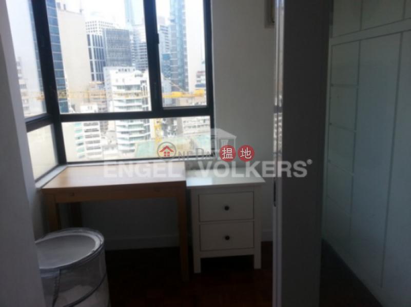 HK$ 23,000/ 月|莉景閣|中區-蘇豪區兩房一廳筍盤出租|住宅單位