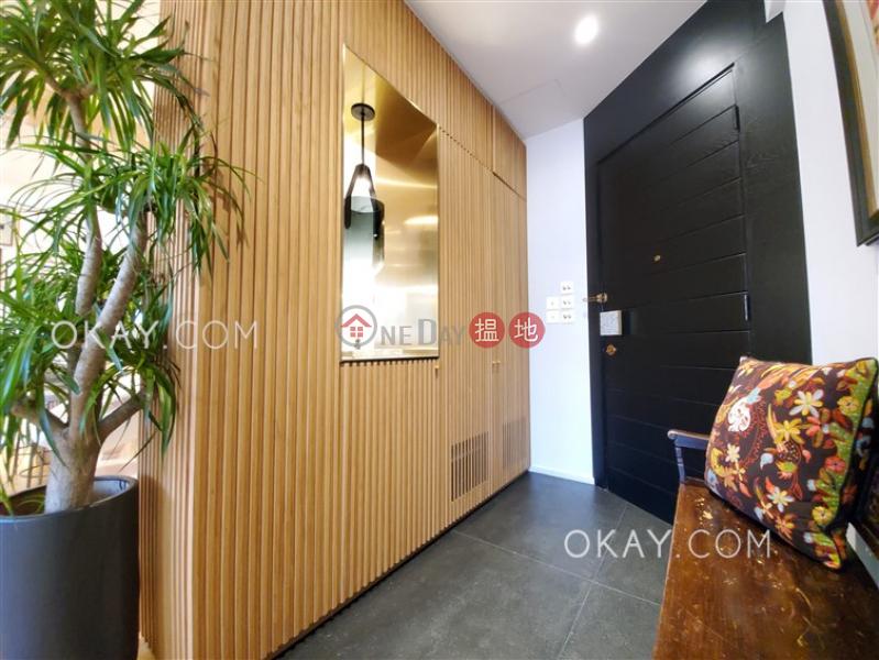 Elegant 3 bedroom on high floor | Rental, Mansion Building 民新大廈 Rental Listings | Eastern District (OKAY-R391314)