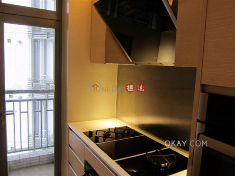 Property Search Hong Kong | OneDay | Residential | Rental Listings, Tasteful 3 bed on high floor with sea views & balcony | Rental