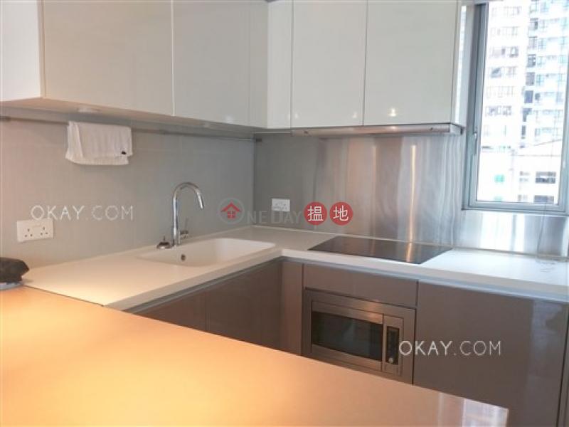 1房1廁,極高層,星級會所,露台《Soho 38出租單位》-38些利街 | 西區-香港|出租HK$ 32,500/ 月