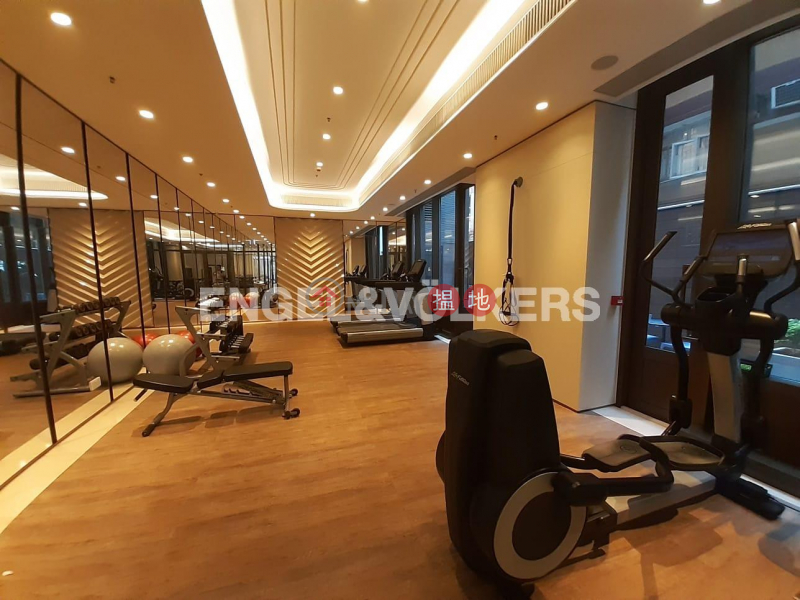 HK$ 38,000/ month, Castle One By V, Western District, 1 Bed Flat for Rent in Mid Levels West