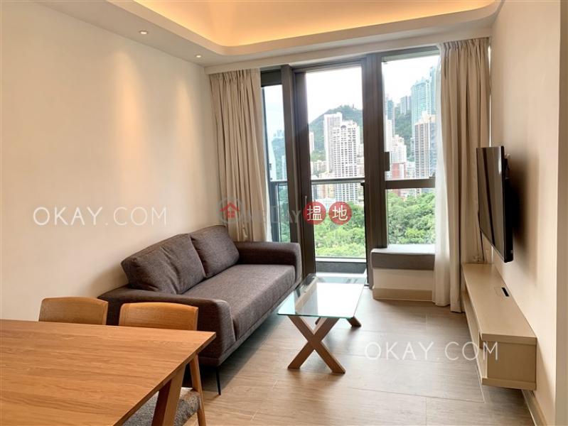 Efficient 3 bedroom on high floor with balcony | Rental | On Fung Building 安峰大廈 Rental Listings