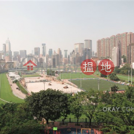 Popular 1 bedroom on high floor with racecourse views | For Sale