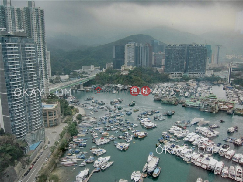 Property Search Hong Kong | OneDay | Residential, Rental Listings | Lovely 2 bed on high floor with harbour views & balcony | Rental