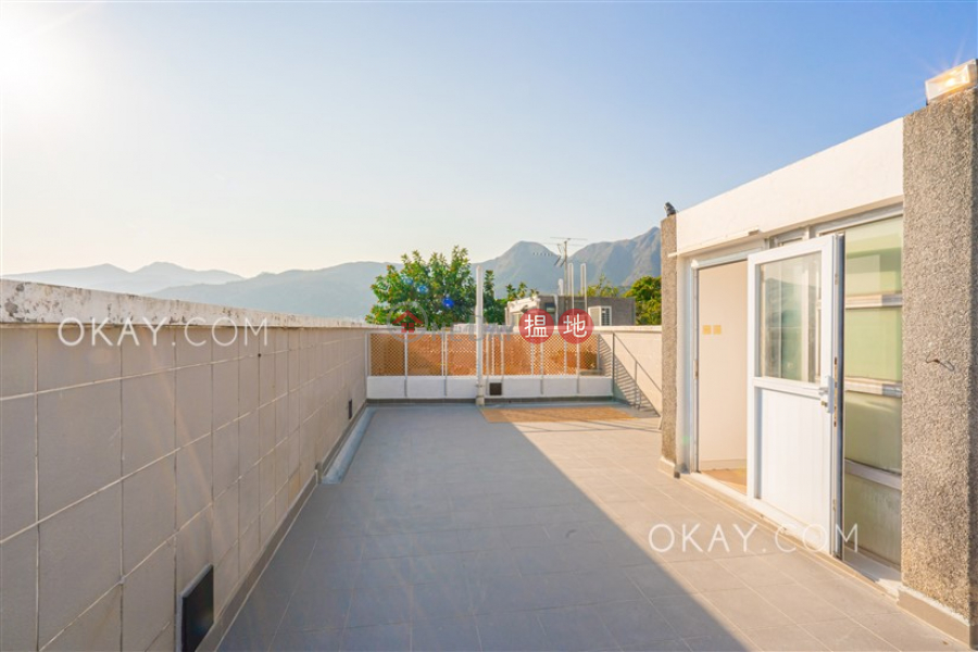 Lovely house with sea views, rooftop | Rental | Hilldon 浩瀚臺 Rental Listings