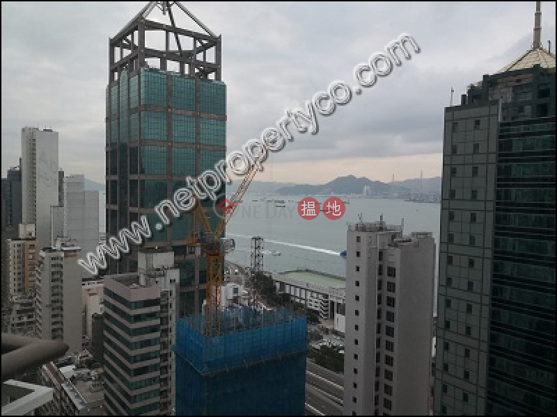 Unit for rent with a balcony in Sai Ying Pun | 88 Des Voeux Road West | Western District, Hong Kong | Rental HK$ 26,000/ month
