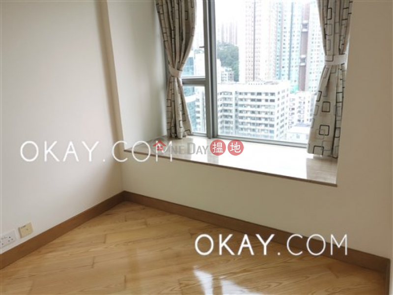 Unique 4 bed on high floor with harbour views & balcony | Rental | 98 Java Road | Eastern District | Hong Kong | Rental, HK$ 42,000/ month