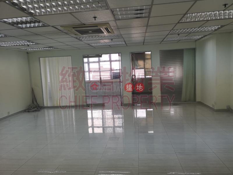 單邊開揚,內廁 黃大仙區泰力工業中心(Laurels Industrial Centre)出租樓盤 (28381)