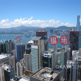 Unique 3 bed on high floor with harbour views & balcony | Rental