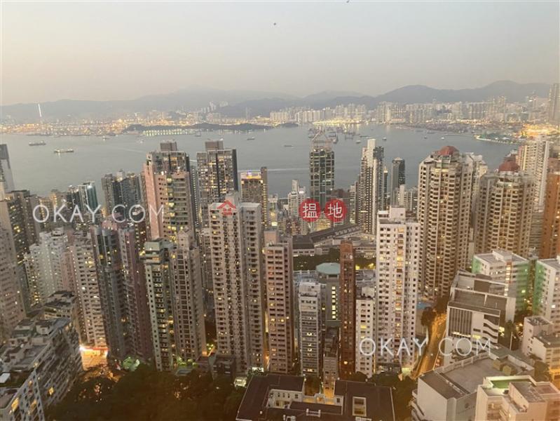 HK$ 95,000/ month Villa Veneto   Western District, Efficient 4 bed on high floor with balcony & parking   Rental