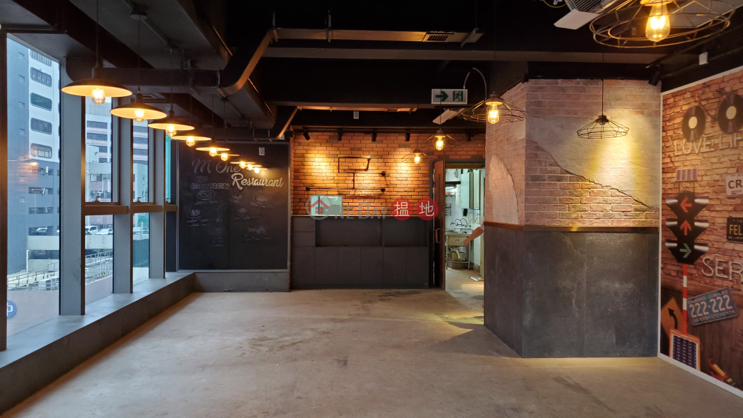 restaurant deco, with some Kitchenware ,Upstairs store, Premium Fee | Grand Place (Hamilton Commercial Building) 譽發商業大廈 Rental Listings