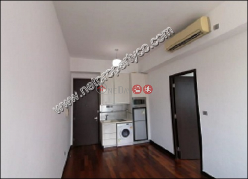HK$ 22,800/ month, J Residence | Wan Chai District | Open Kitchen with Balcony Apt