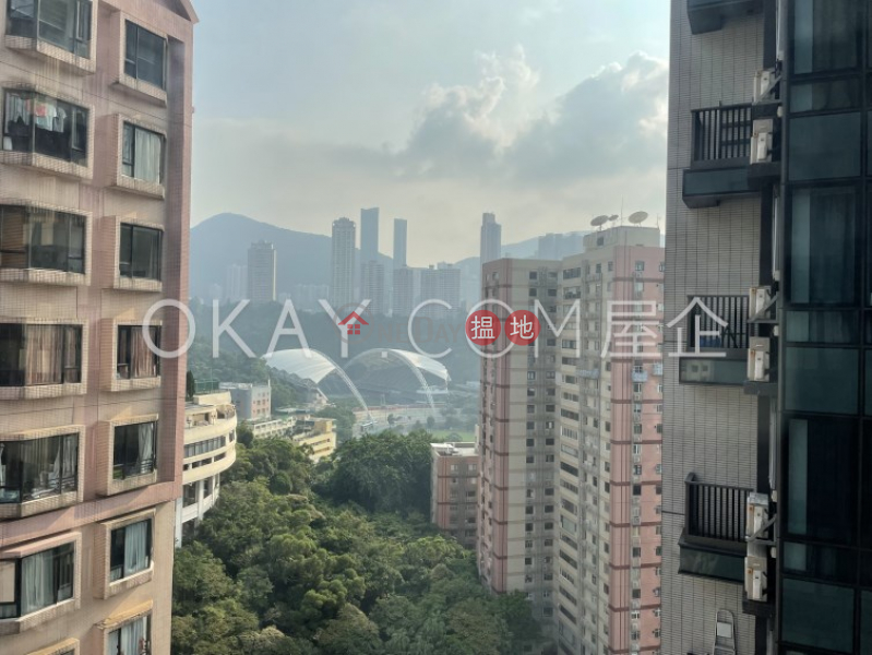 Property Search Hong Kong | OneDay | Residential | Rental Listings Tasteful 2 bed on high floor with sea views & balcony | Rental