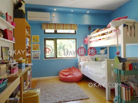 Efficient 3 bed on high floor with balcony & parking | Rental|Fulham Garden(Fulham Garden)Rental Listings (OKAY-R49475)_0