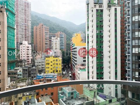 1房1廁,可養寵物,露台《壹環出租單位》|壹環(One Wan Chai)出租樓盤 (OKAY-R261743)_0