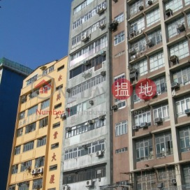 Wing Ying Industrial Building,Kwun Tong, Kowloon