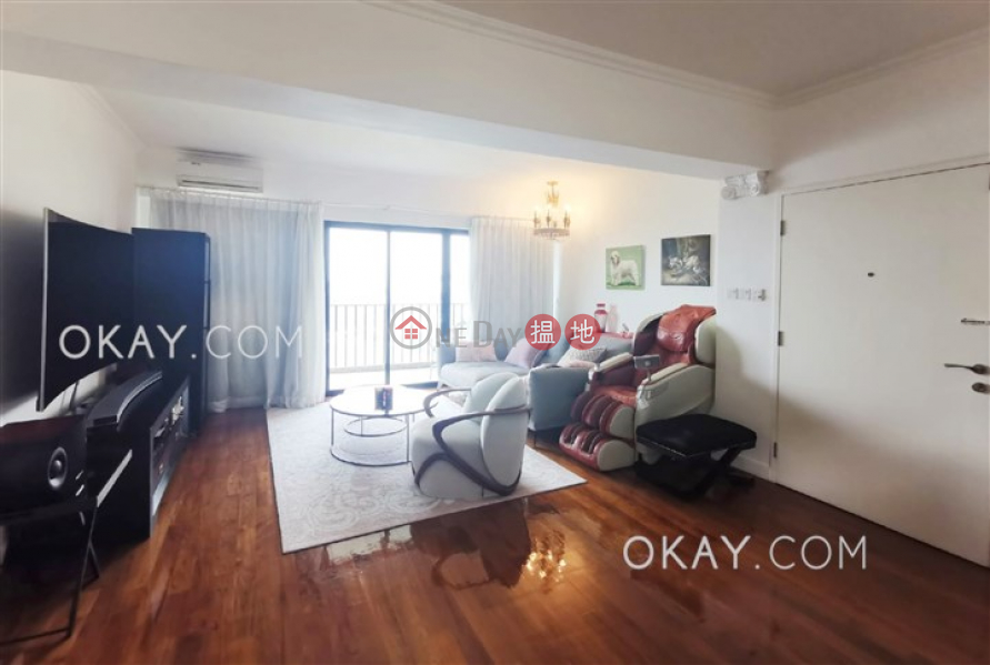Rare 3 bedroom on high floor with sea views & balcony | Rental | 45 Repulse Bay Road | Southern District Hong Kong | Rental | HK$ 83,000/ month