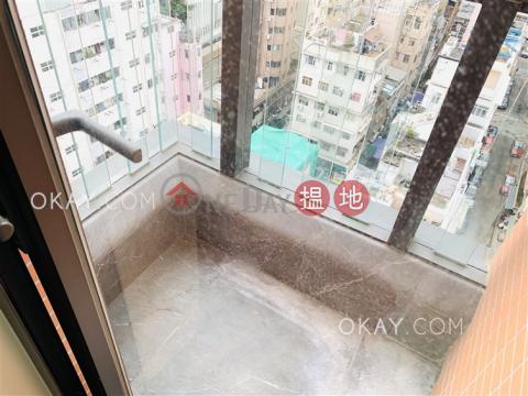Cozy 1 bedroom with balcony | Rental|Wan Chai DistrictThe Warren(The Warren)Rental Listings (OKAY-R130312)_0