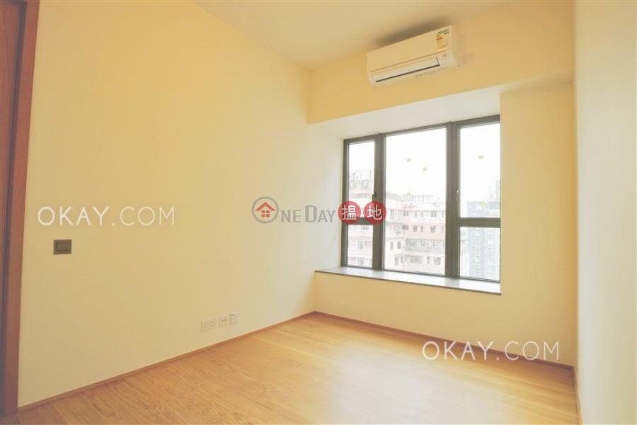 2房1廁,星級會所,露台《殷然出租單位》100堅道 | 西區香港|出租-HK$ 39,000/ 月