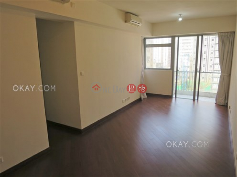 Nicely kept 3 bedroom with balcony | Rental | One Pacific Heights 盈峰一號 Rental Listings