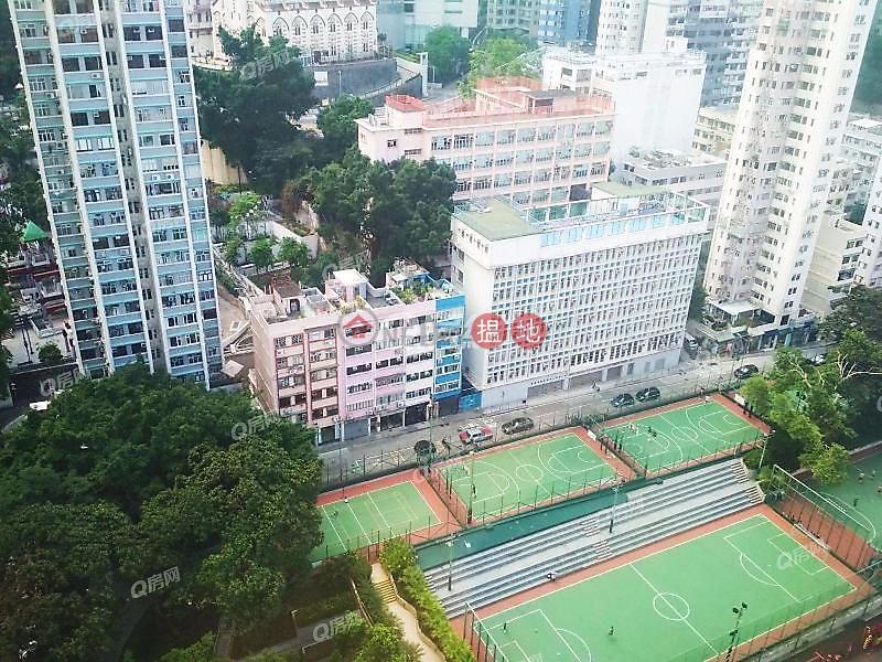 HK$ 30,000/ 月-欣翠閣|中區-中上環高層雅致裝潢,極清靜。《欣翠閣租盤》