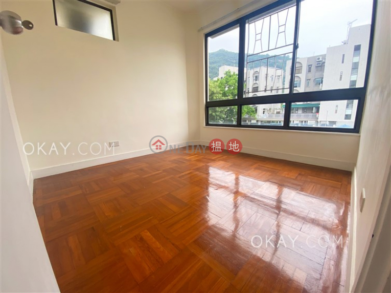Unique 3 bedroom with balcony & parking | Rental, 2 Lok Yuen Path | Sha Tin | Hong Kong, Rental | HK$ 39,000/ month