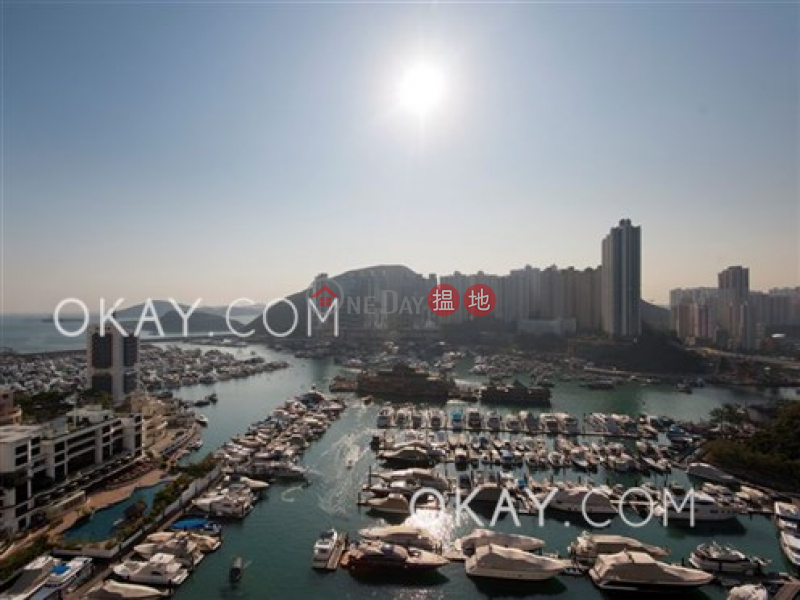 Property Search Hong Kong | OneDay | Residential, Rental Listings | Tasteful 1 bed on high floor with sea views & balcony | Rental