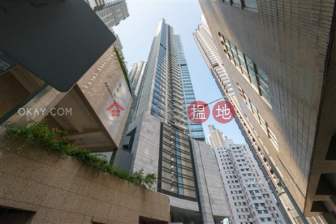 Gorgeous 3 bed on high floor with sea views & balcony | Rental|Azura(Azura)Rental Listings (OKAY-R84586)_0