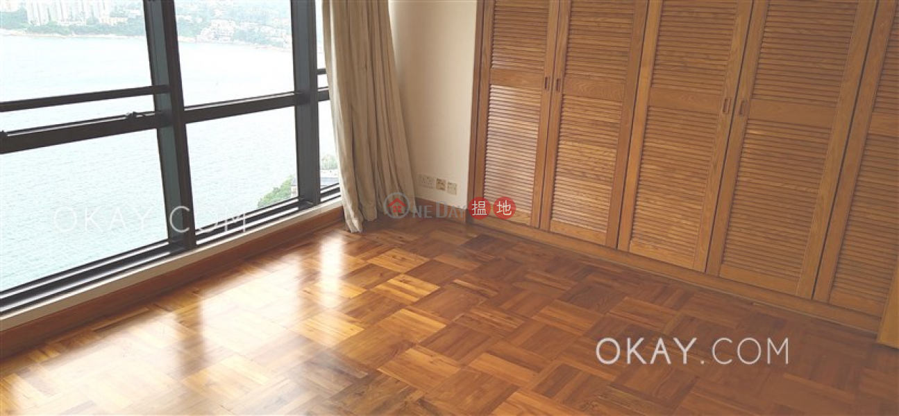 HK$ 81,000/ month | Pacific View Southern District, Lovely 4 bedroom on high floor with sea views & balcony | Rental