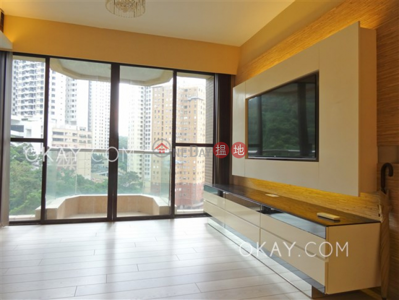 Rare 3 bedroom with balcony | Rental, Ronsdale Garden 龍華花園 Rental Listings | Wan Chai District (OKAY-R27985)