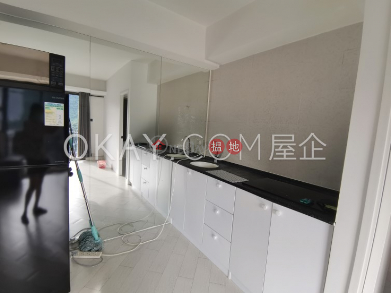 Property Search Hong Kong | OneDay | Residential Rental Listings | Stylish 1 bedroom on high floor with rooftop & balcony | Rental
