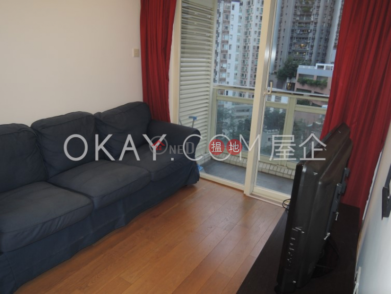 Lovely 2 bedroom on high floor with balcony | For Sale | 108 Hollywood Road | Central District, Hong Kong, Sales | HK$ 11.8M