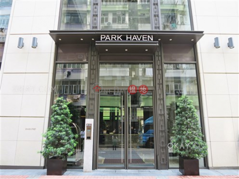 Tasteful 1 bedroom with balcony | For Sale | 38 Haven Street | Wan Chai District | Hong Kong, Sales, HK$ 17.5M
