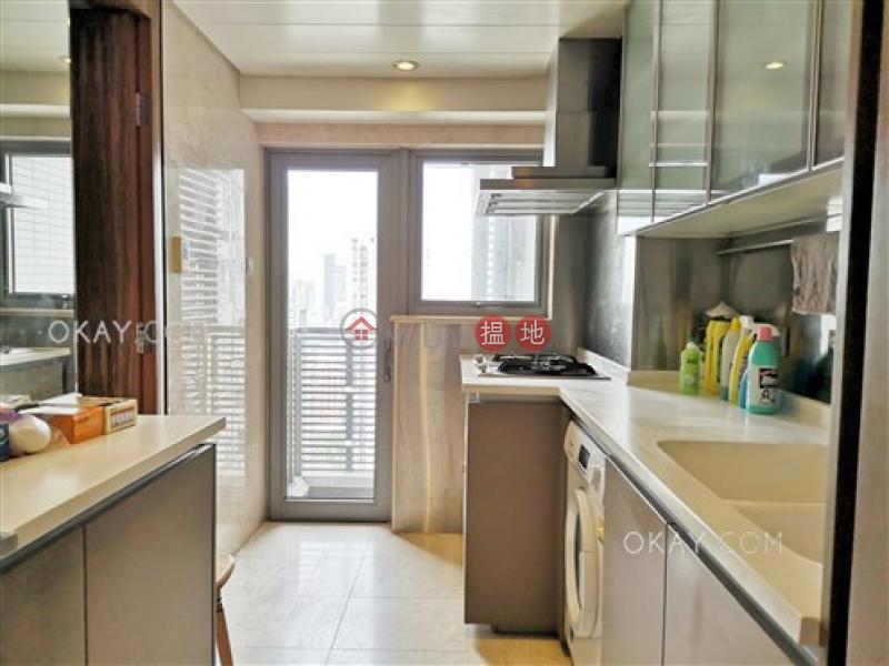 Unique 3 bedroom on high floor with balcony & parking | Rental | Serenade 上林 Rental Listings